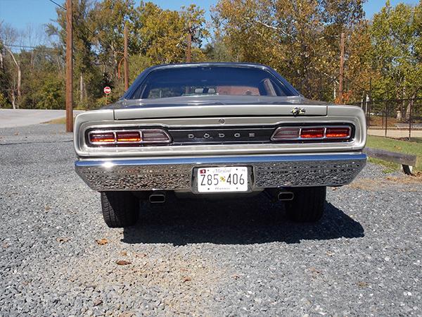 1969 Dodge Coronet Super Bee – Kurzmann Auto Brokerage