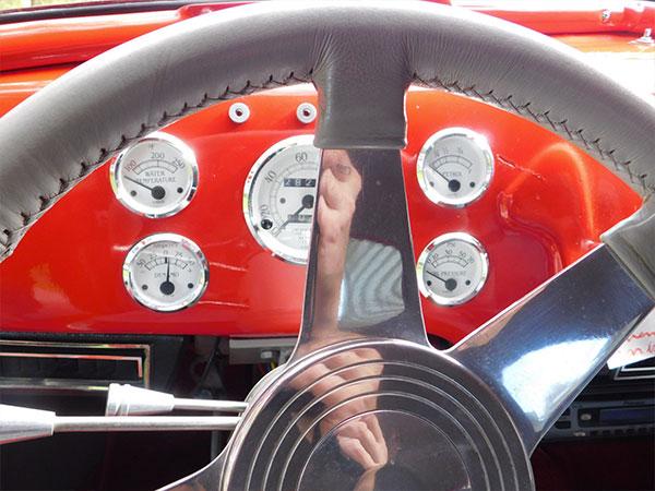 1940 Chevrolet Master Deluxe Sedan – Kurzmann Auto Brokerage