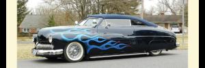 1949 Mercury Custom, Street Rod