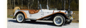 1929 Kit Makes Mercedes-Benz SSK Street Rod