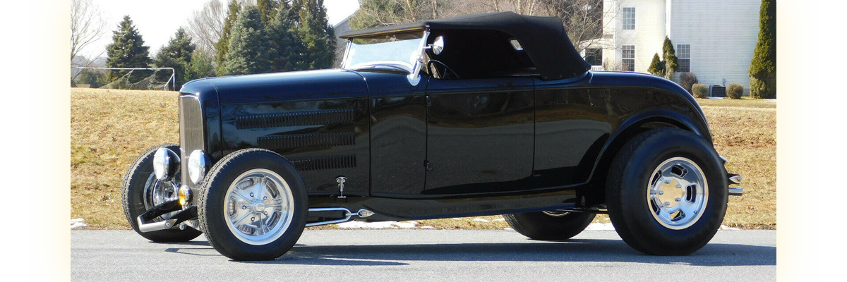 1932 Ford Roadster Hot Rod