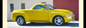 2005 Chevrolet SSR SLINGSHOT