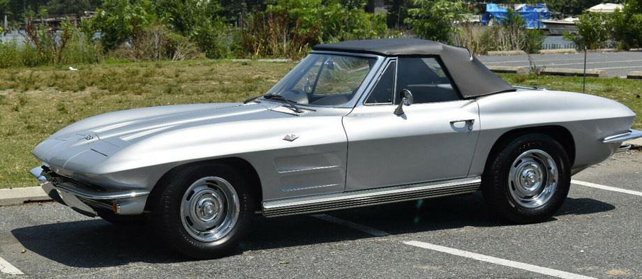 1964 Chevrolet Corvette Convertible Kurzmann Auto Brokerage