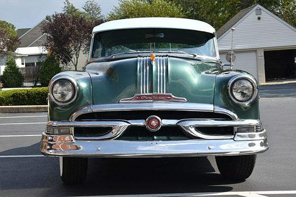 1953 Pontiac Chieftain ORIGINAL CUSTOM CRUISER - Kurzmann ...